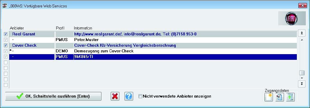 Loco CoverCheck Schnittstelle2