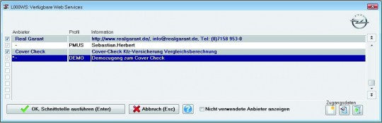 Loco CoverCheck Schnittstelle6